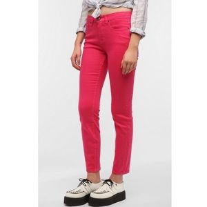BDG Jeans Cigarette Mid Rise Skinny Cotton Stretch